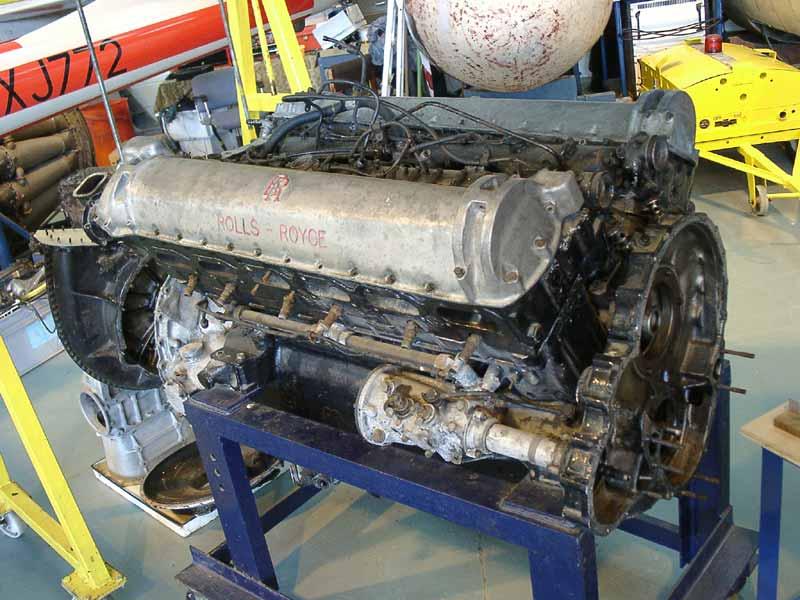 Rolls Royce Merlin Mk 114